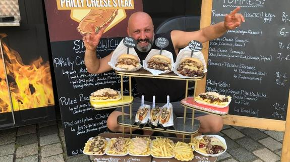 Streetfood-Festival in Neuruppin