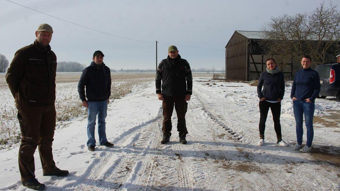 Insektenschutzpaket - Oderbruch-Landwirte machen Folgen deutlich